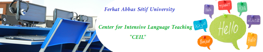 Center for Intensive Language Teaching: Opportunity to learn languages & improve your level
