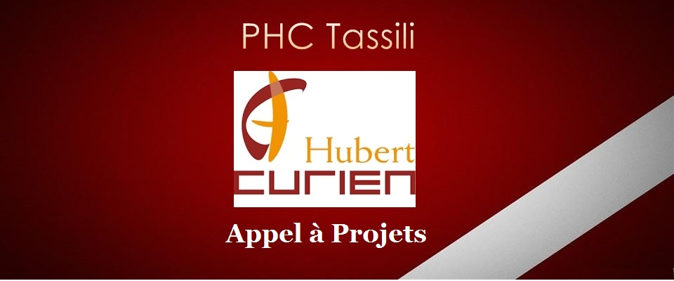 Appel à projets PHC- TASSILI 2019 Phase II
