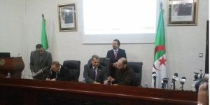 Signature de Conventions de Recherche 2017