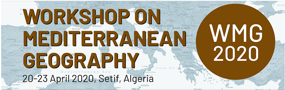 "Workshop on Mediterranean Geography ""WMG2020"""