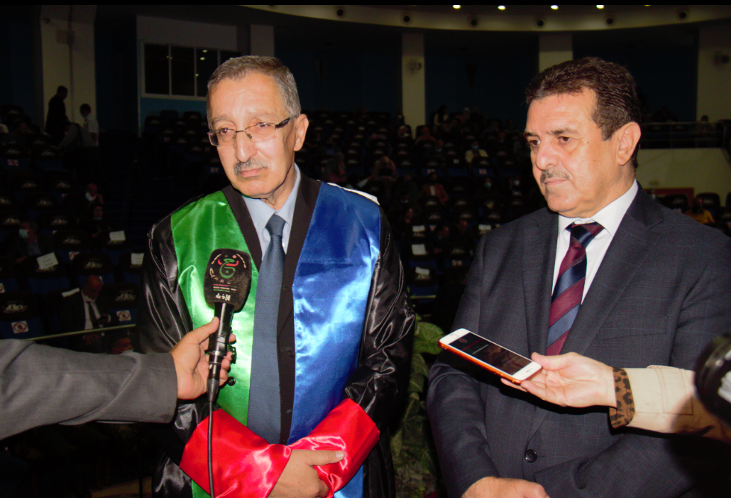Official opening ceremony of the academic year 2021-2022