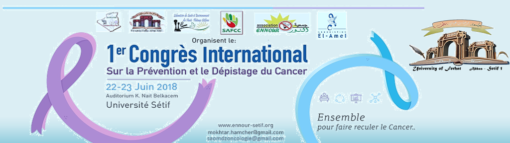 1st International Conference on Cancer Prevention and Diagnosis