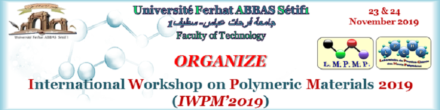 International Workshop on Polymeric Materials 2019